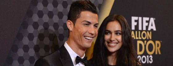 Christiano Ronaldo och Irina Shayk bryter upp