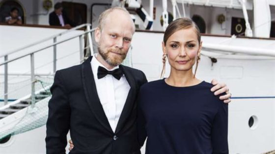 Carina Berg och Kristian Luuk skiljer sig