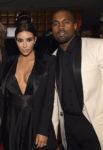 Kim Kardashian och Kanye West i parterapi