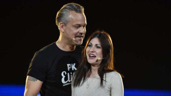 Henrik Schyffert och Nour El Refai – Standup-Sveriges hetaste par