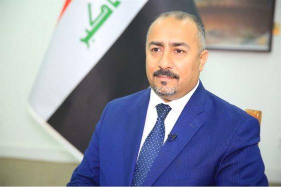 Iraks försvarsminister Najah al-Shammari svensk medborgare
